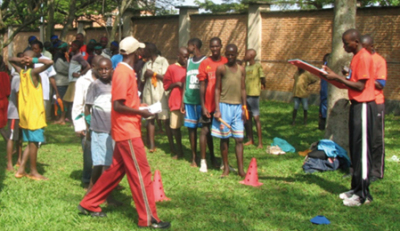 Which professionals for sport (2)?: The case of developing countries