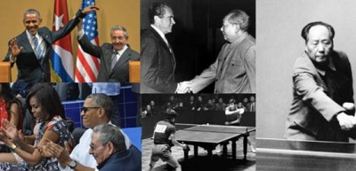 Sports diplomacy issues (3): on the side of classics