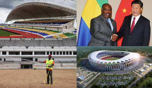 The stadiums' diplomacy