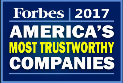 The 100 Most Trustworthy Companies In America