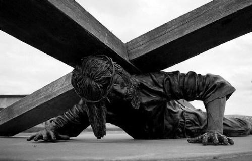 'Like' If You Would Help Jesus Up