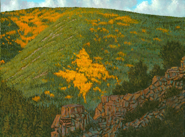 Ascribing Personality to a Mountaintop