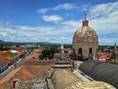 Granada, Nicaragua for the win!