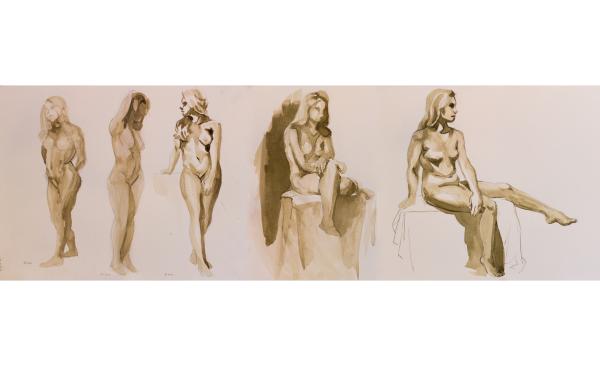 Figure Study Series