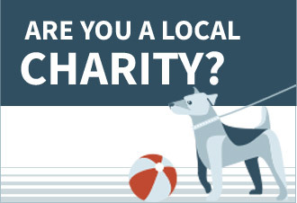 Are You A Local Charity?