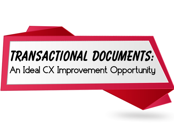 Should Documents Be Counted as Part of the Customer Experience?