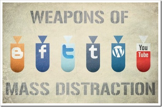 Facebook and Twitter and naps, oh my!