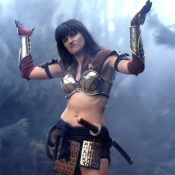 X is for Xena, Warrior Princess