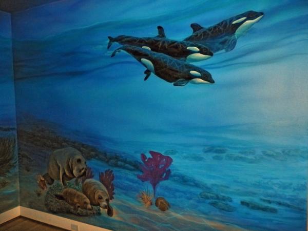 Underwater Mural 1
