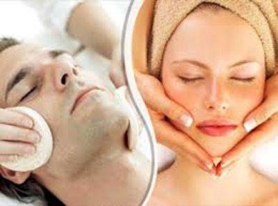 facial skincare chemical peel