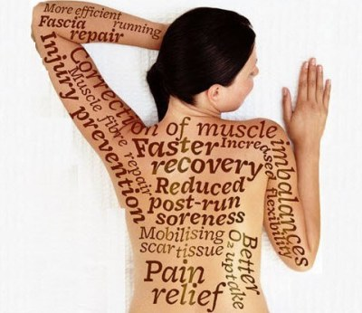 Massage provides many benefits.  Including relaxation and pain relief.