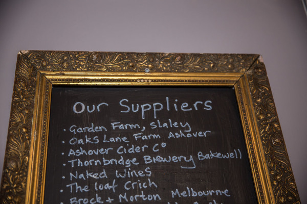 some of our suppliers