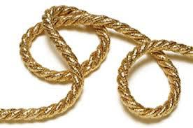 A GOLDEN ROPE