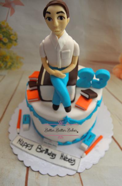 Nerd cake, better batter bakes, cakes
