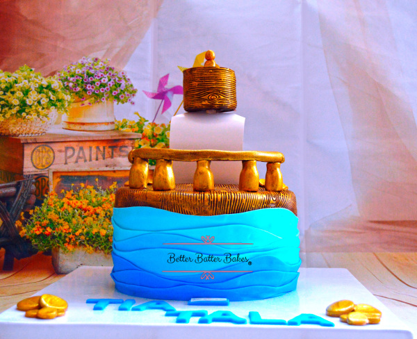 cake art, better batter bakes, cakes