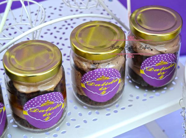 sofia cake jars, better batter bakes, cakes