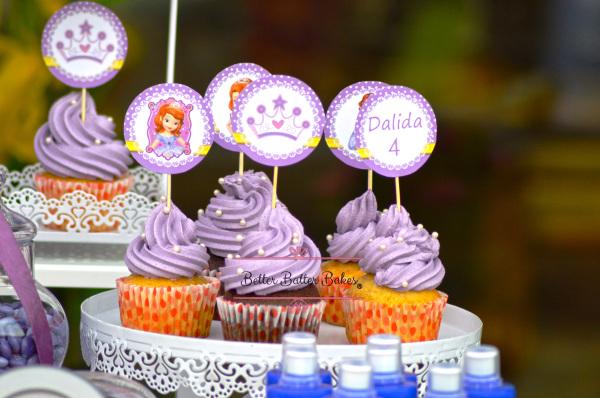 sophia cupcake, better batter bakes, cakes