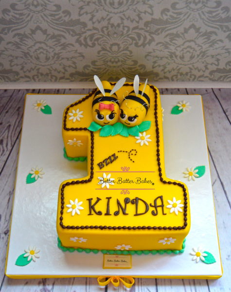 cupcakes, bumble bee, customized cake, bumblebee cake, bumble bee cupcake, cute, epic, birthday, birthdays, 1stbirthday