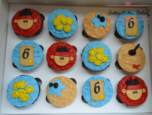 customized cupcakes. betterbatterbakes, better batter bakes, customized, cupcakes