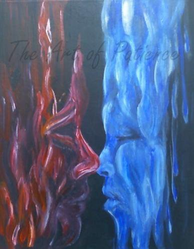 SOLD fire and water