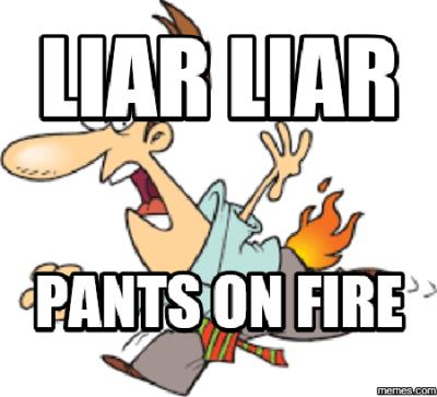 Half Truths ARE Lies