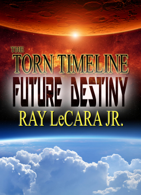 Thrilling ride in this action-packed young adult sci-fi novel by Ray LeCara Jr.