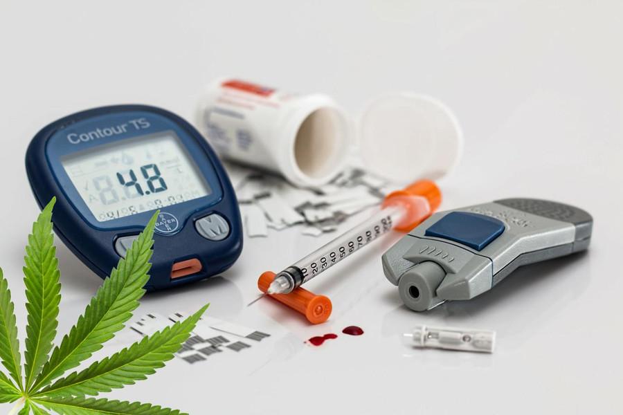 Wist je dat medische cannabis voor diabetes behandeling kan werken?