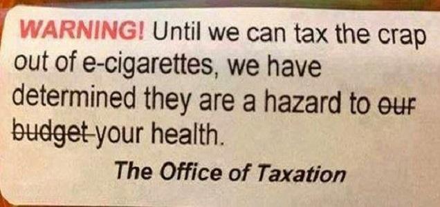 Vaping Gesteund door Wetenschappers als gezonder alternatief voor sigaretten