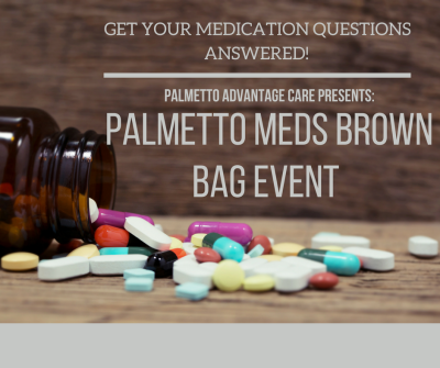 Palmetto Meds Brown Bag Event