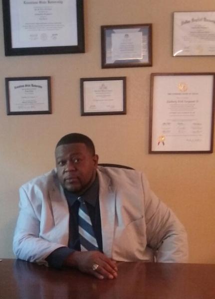 Attorney Zach Ferguson