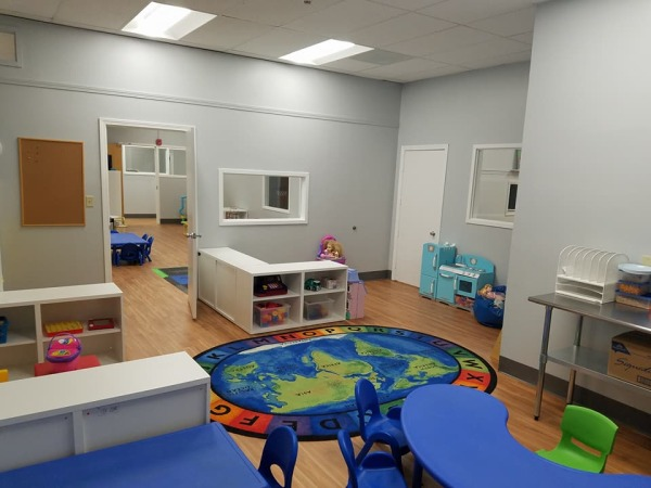 Toddler Room - Eliot St.