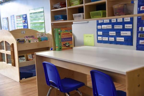Pre-Kindergarten - Eliot St. Ashland