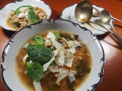 13 Bean Chicken soup