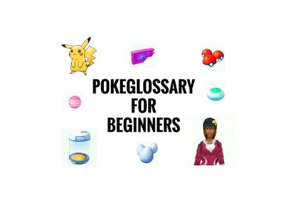 PokéGlossary for Beginner