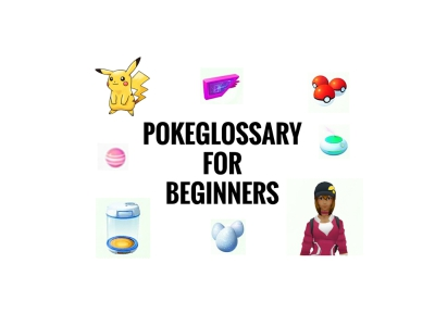 PokéGlossary for Beginner