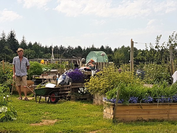 East Hoathly and Halland Community Garden