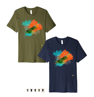 Termeh Art - $18.99 Sale (Was $24.99), 100% Cotton, Fitted