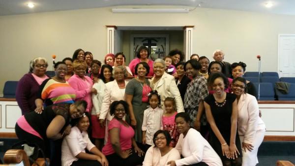 Trinity Full Gospel Women
