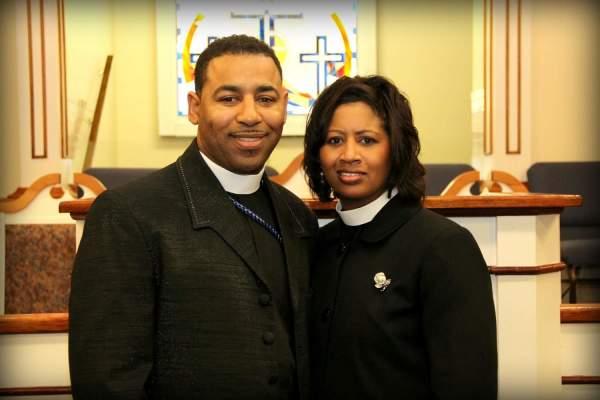 Trinity Pastor