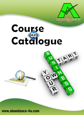 Business Startup Course Catalogue