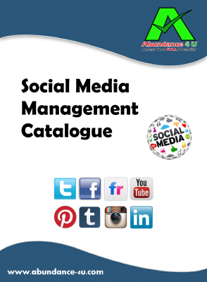 Social Media Marketing Campaign Catalogue
