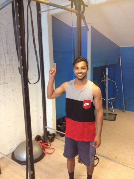 Volda studentidrettslag strong records sterk styrke strength Idrett Hivolda