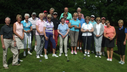 Club Golf Society, Summer Report