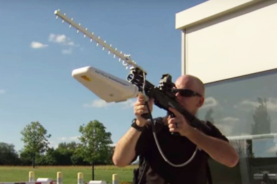Chinese develop new weapon in the war on drones?