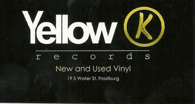 Yellow K Records