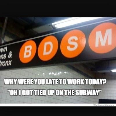BDSM 101 - A brief glossary*