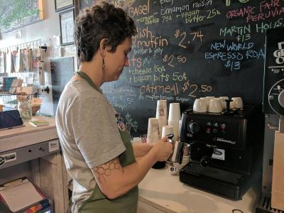 Sex and Coffee: Coniferous Cafe, Sex Ed Sundays, and WJCT