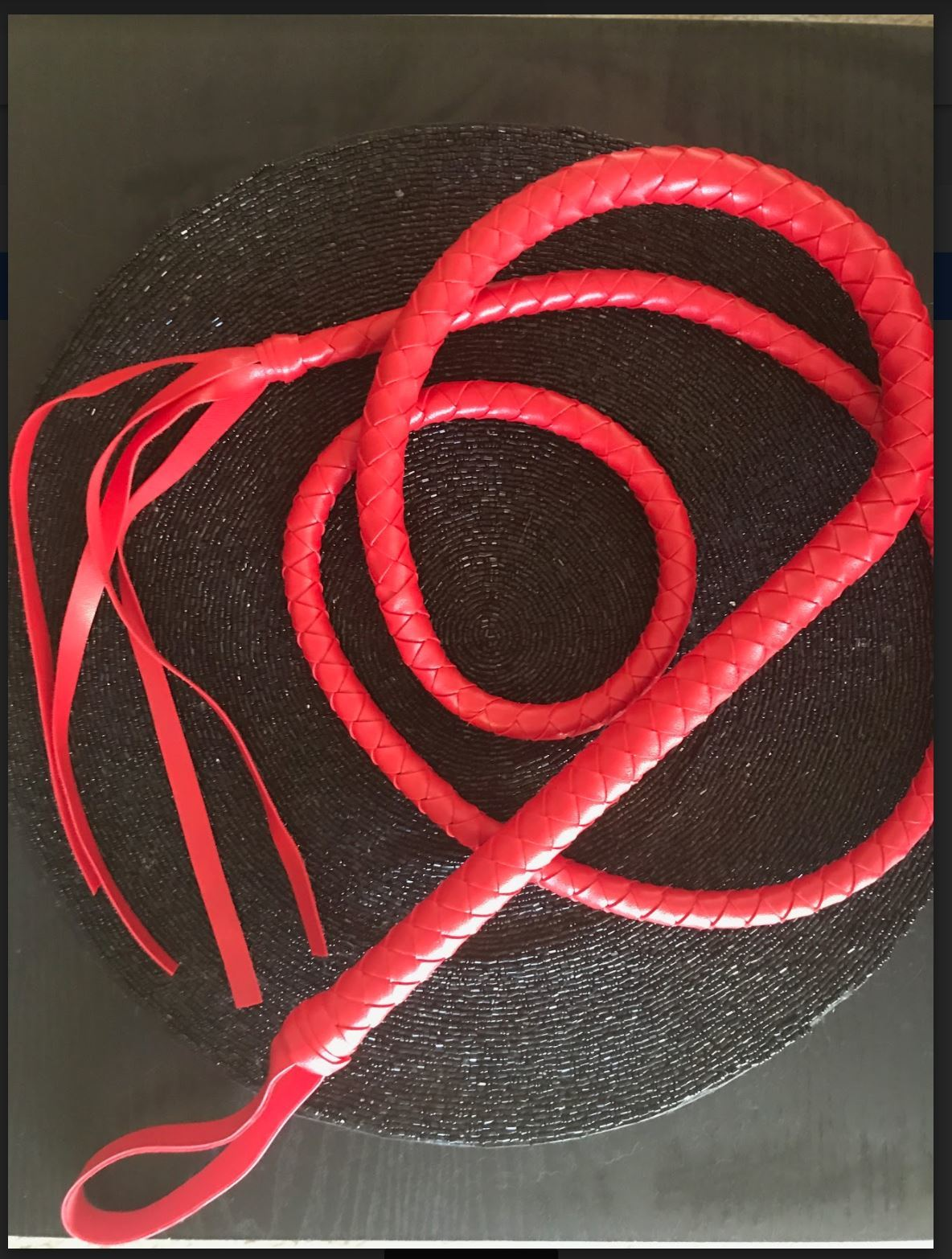 Whip it Good: safety basics for whips (and other impact play) - a KinkCrate piece