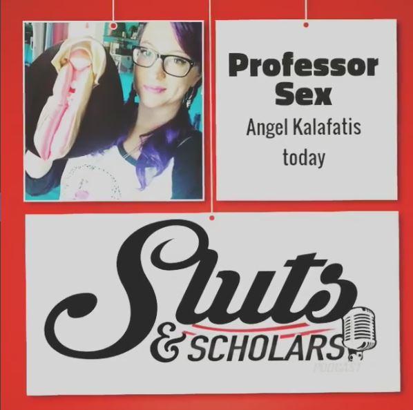 Sluts & Scholars (PODCAST APPEARANCE)