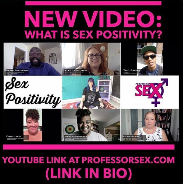 What is Sex Positivity? (Video)